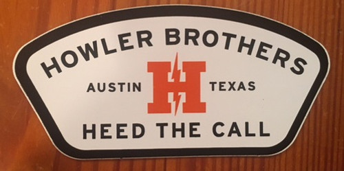 Howler Feed Store Sticker