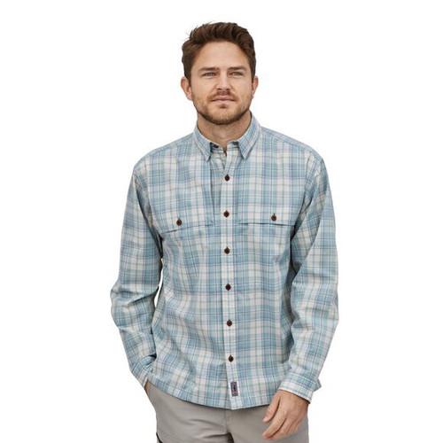 M's L/S Island Hopper Shirt