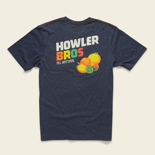 Howler Citrus Select Pocket T