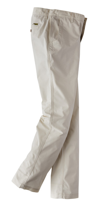 Stretch Poplin Pant Relaxed Fit