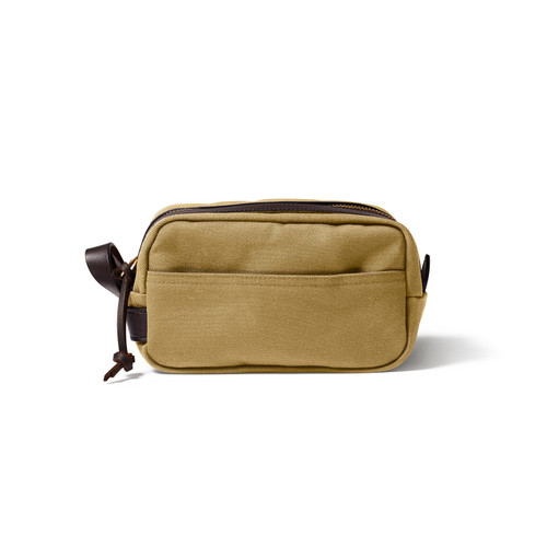 Rugged Twill Travel Kit