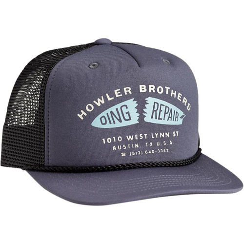 Ding Repair Structured Snapback