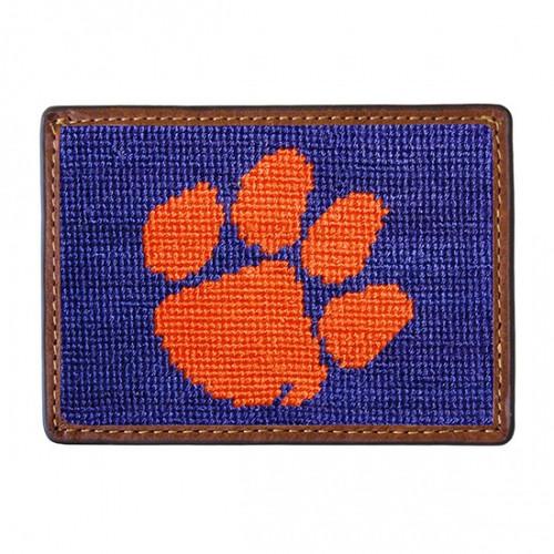 Clemson Card Wallet