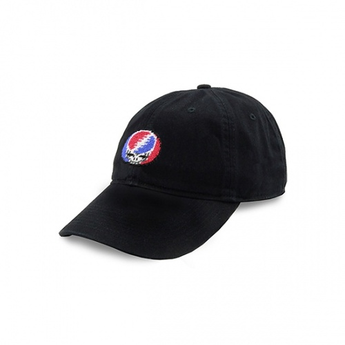 Steal Your Face Needlepoint Hat