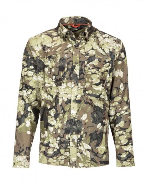 M's Double Haul L/S Shirt
