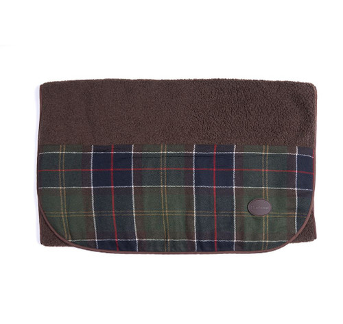 Barbour Wool Touch Blanket