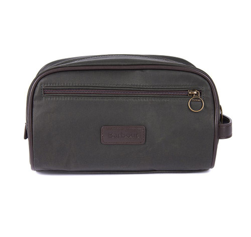 Barbour Wax Washbag