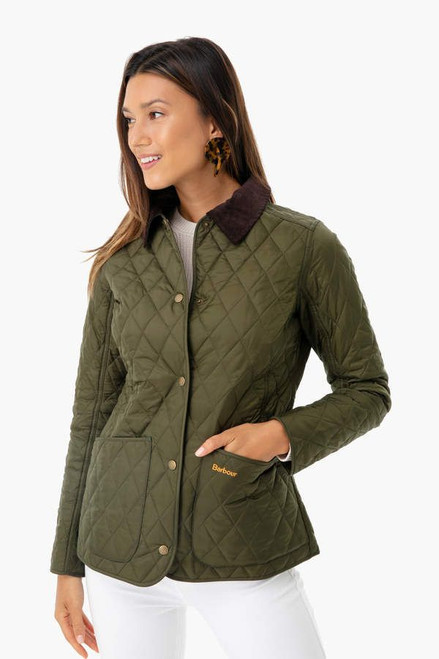 Barbour Annandale Quilt Jacket