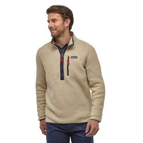 M's Retro Pile Fleece Pullover