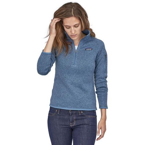 W's Better Sweater 1/4 Zip