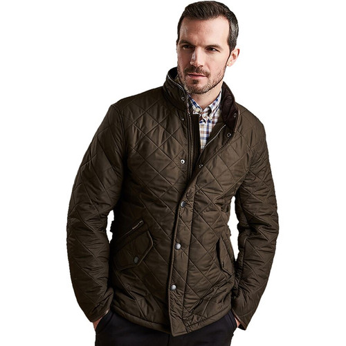Barbour Powell Quilt Jacket