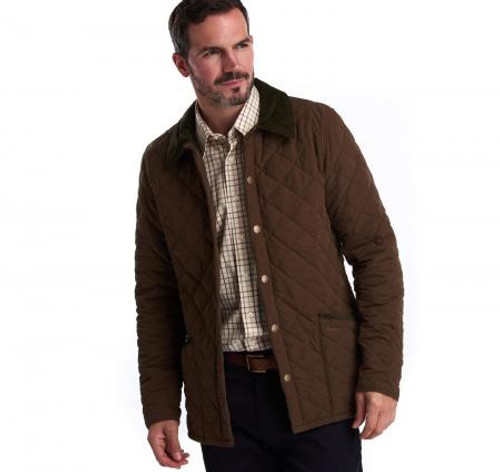 Barbour Bridle Quilt Jacket