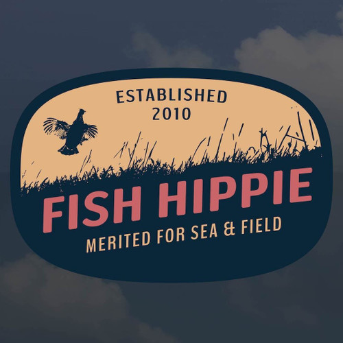Sea and Field Sticker