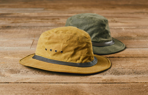 Tin Packer Hat