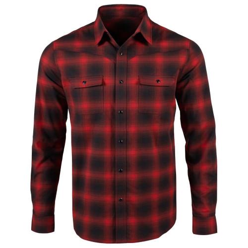Logan Flannel Shirt Classic Fit