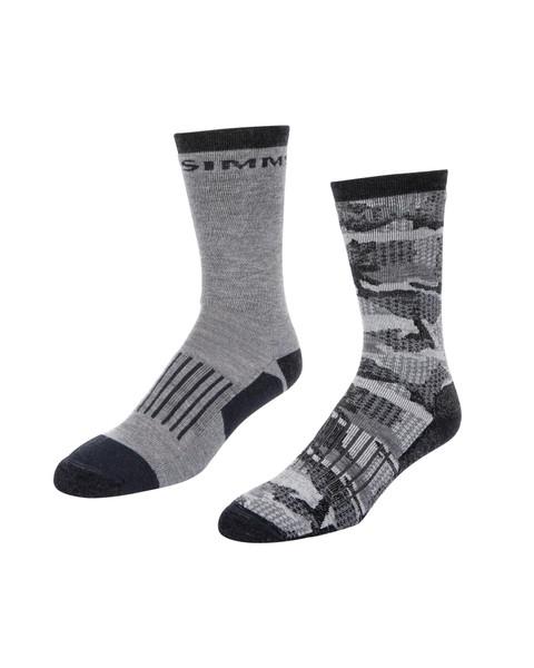 M's Merino Midweight Hiker Sock 2-Pack
