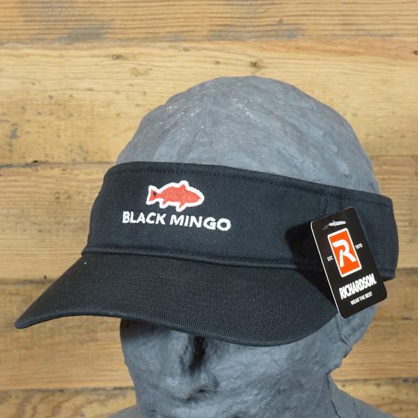 Black Mingo Visor
