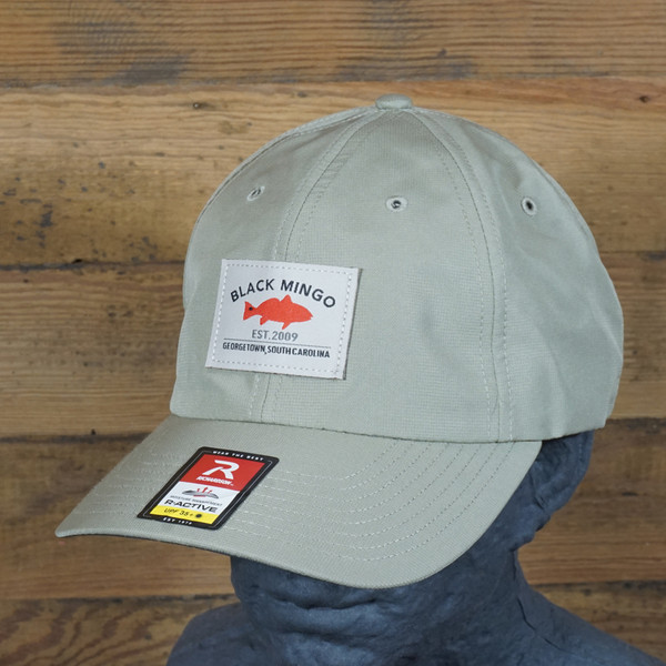Black Mingo Performance Cap