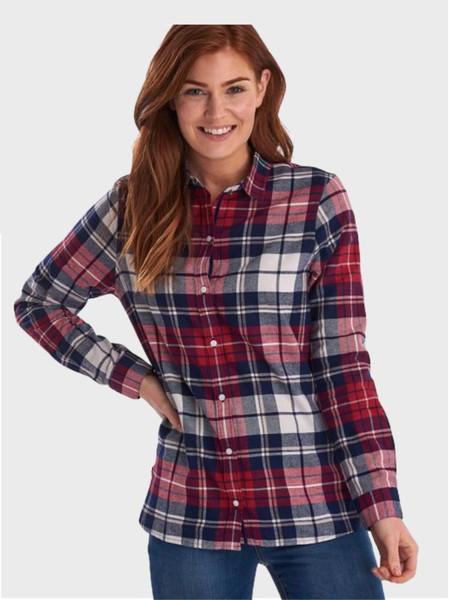 Barbour Ladies Moors Shirt