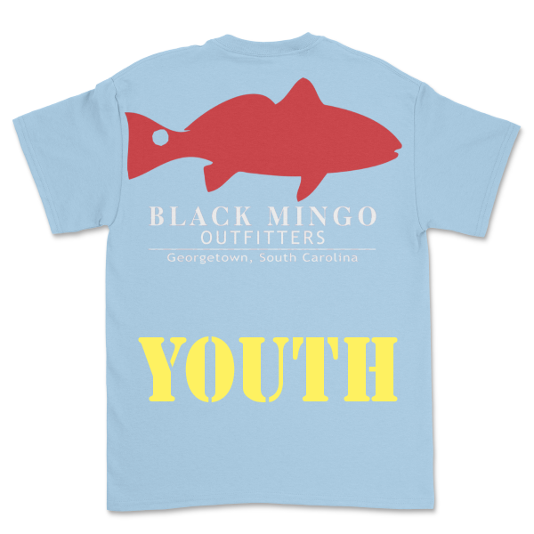 Redfish Youth Tee