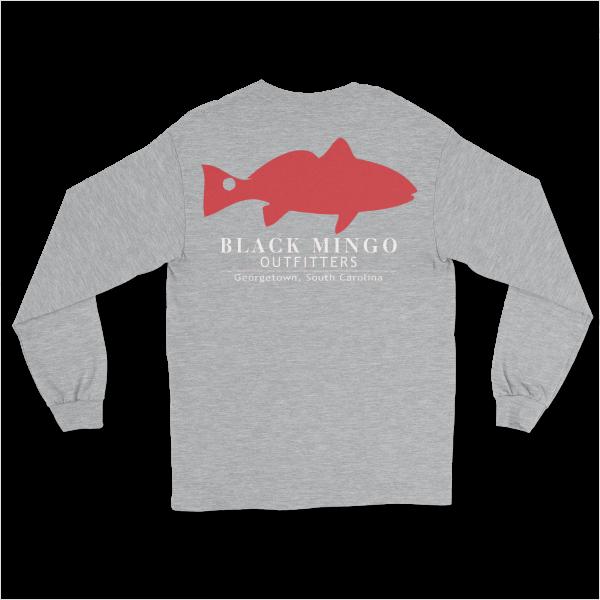 Redfish L/S Tee