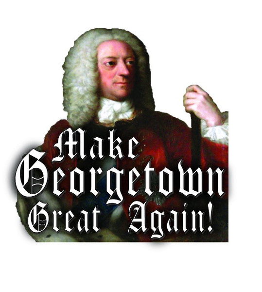 Make Georgetown Great Again