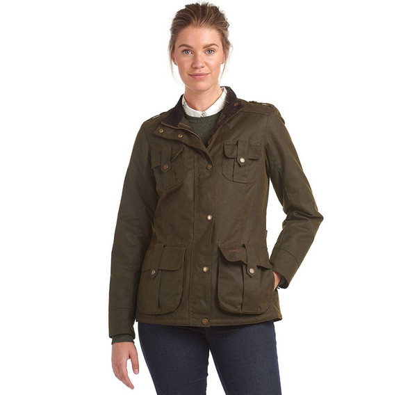 Barbour Winter Defence Wax Jacket