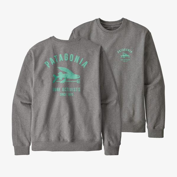 M's Surf Activists Uprisal Crew Sweatshirt