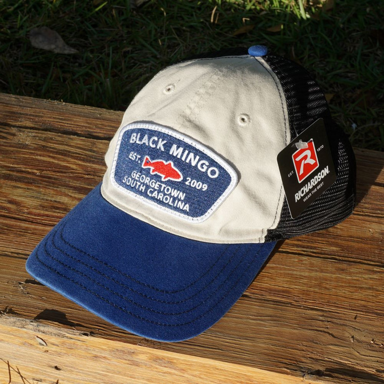 BMO Classic Garmet Washed Trucker
