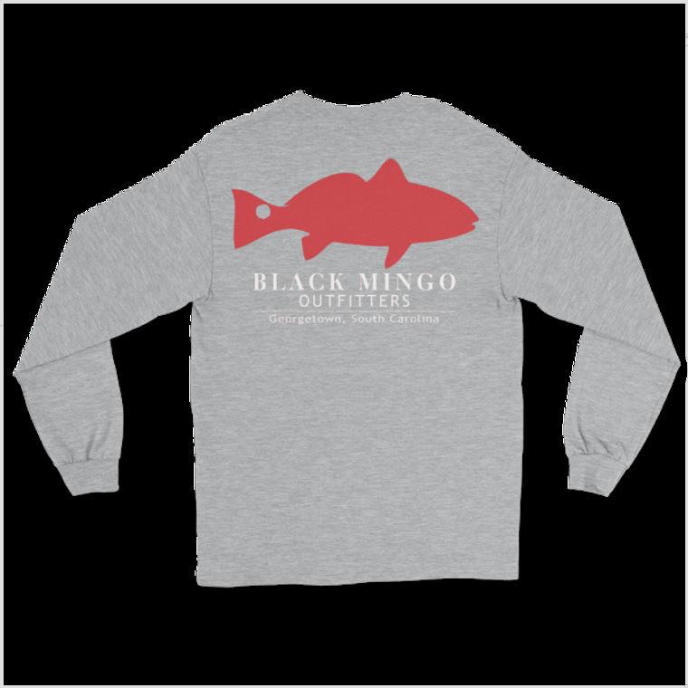 Redfish Longsleeve Tee