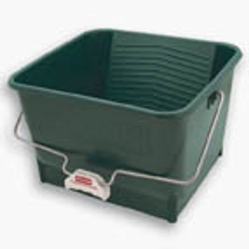 "4 Gallon Bucket 10"" Wide Built in Roll Off Area 4 Gallon Capacity (Case of 3)"