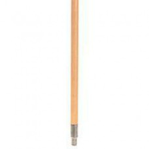 "Acme Wood Pole 48""  4' Extension Pole With Metal Threaded Tip (Case of 12)"