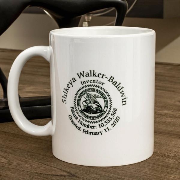 Patent Mug