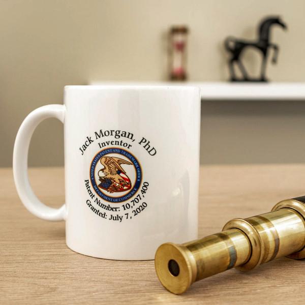 Patent Mug - Color