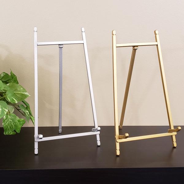 Metal Plaque Stands - Easel