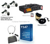 Steno mask 4 channel recording system Stenomask kit