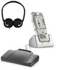 Court reporter digital recorder package