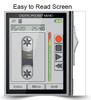 Board meeting voice recorder screen