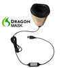 Dragon Stenomask by Martel Electronics Exclusive