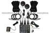 Exclusive Legal video deposition microphones and mixer package