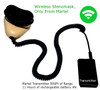 Wireless Stenomask worlds first mask for court reporters