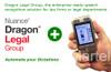 Nuance Legal Package: Dragon Legal Group 15 Pro + Lawyer Dictation Recorder Bundle