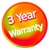 3 Year Exclusive Warranty on the best Court Reporter Microphones