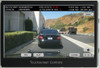 Touchscreen Controls  police car camera