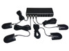 4 Channel Multitrack USB interface for Court Reporters that own Eclipse Real-time software