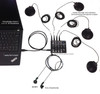 Zoom USB Multiple Microphones System - Up to 16 Microphones