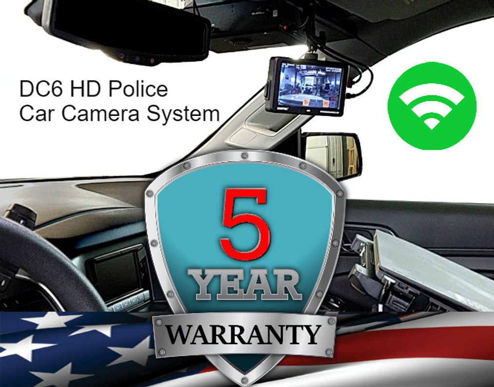 5 Reasons Police Car Cameras are Critical In Today's Society