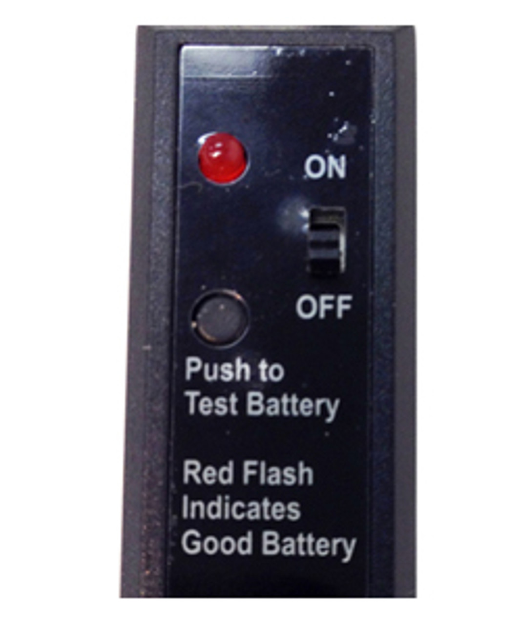 HGM-2 Court Reporter Microphone w/Battery Tester Built-in
