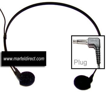 Olympus E-99 Transcription Headset