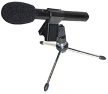 Courtroom microphone for recorder